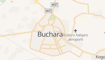Online-Karte von Buchara