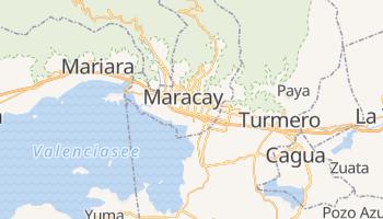 Online-Karte von Maracay