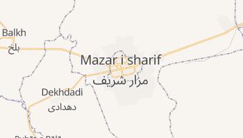 Mazar-e Sharif online map