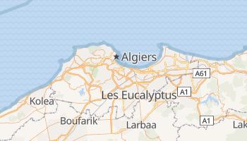 Algiers online map