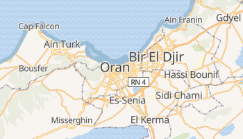 Oran online map