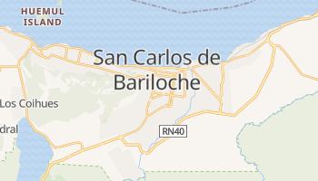 Bariloche online map