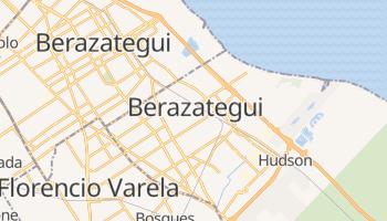 Berazategui online map
