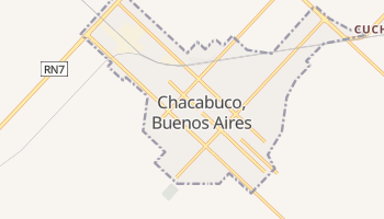 Chacabuco online map