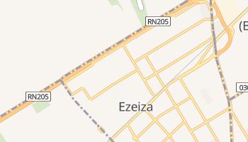 Ezeiza online map