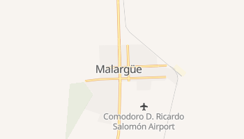 Malargue online map