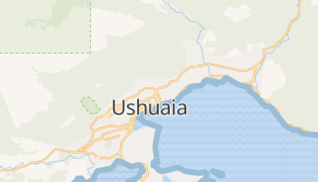 Ushuaia online map