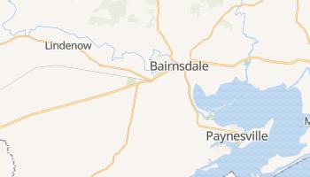 Bairnsdale online map
