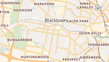 Blacktown online map