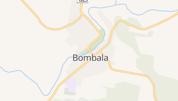 Bombala online map