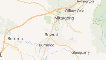 Bowral online map