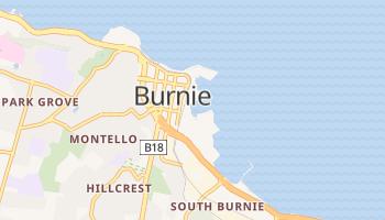 Burnie online map