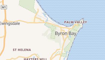 Byron Bay online map