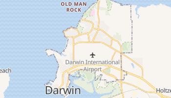 Darwin online map