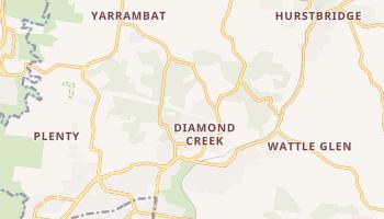 Diamond Creek online map