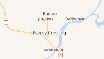 Fitzroy Crossing online map