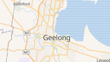 Geelong online map