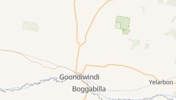 Goondiwindi online map
