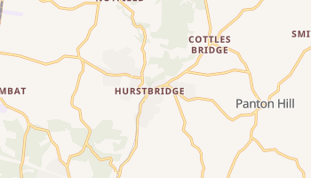 Hurstbridge online map