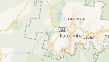 Katoomba online map