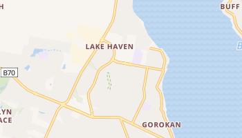 Lake Haven online map