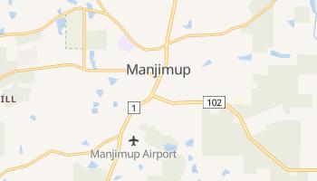 Manjimup online map
