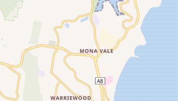 Mona Vale online map