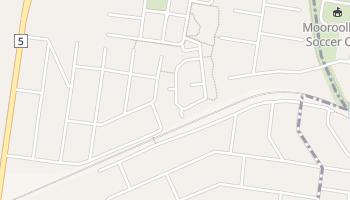 Mooroolbark online map