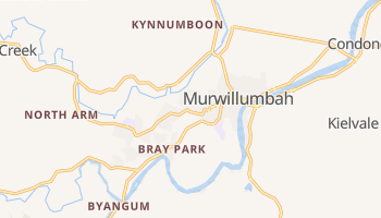 Murwillumbah online map