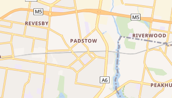 Padstow online map