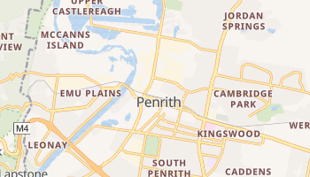 Penrith online map