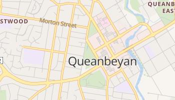 Queanbeyan online map