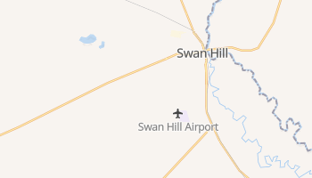 Swan Hill online map
