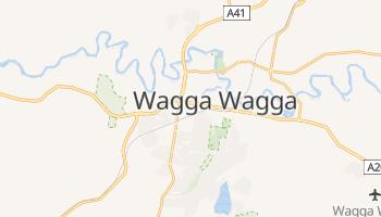 Wagga Wagga online map