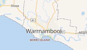 Warrnambool online map