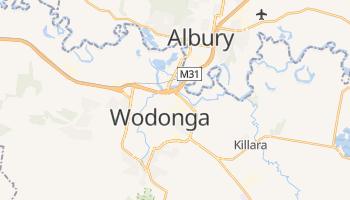 Wodonga online map