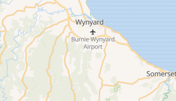 Wynyard online map