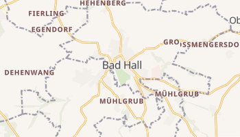 Bad Hall online map
