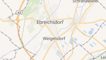 Ebreichsdorf online map
