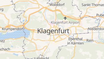 Klagenfurt online map
