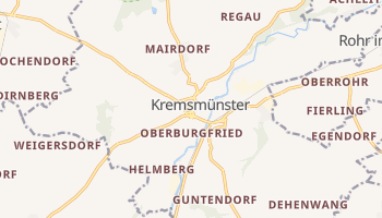 Kremsmunster online map