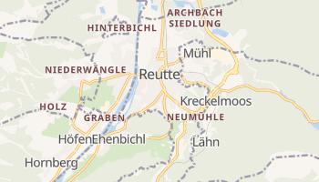 Reutte online map
