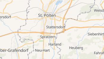 Sankt Polten online map
