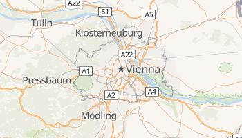 Vienna online map