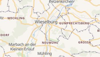 Wieselburg online map