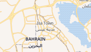 Isa Town online map