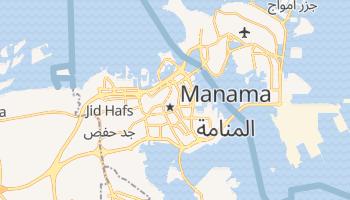 Manama online map