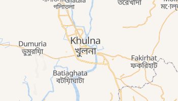 Khulna online map