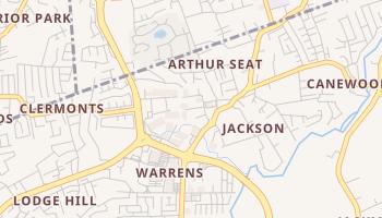 Warrens online map