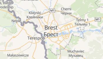 Brest online map
